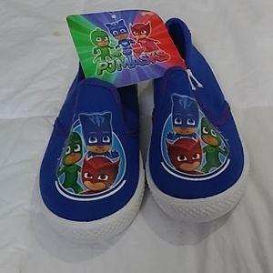 PJ Masks Slip Ons